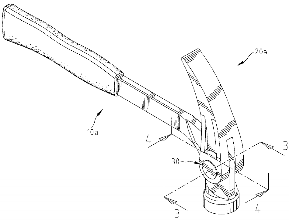 US Patent [2012-06-19] - Tool with working and positioning devices (US8,201,806 Liou, Mou-Tang)